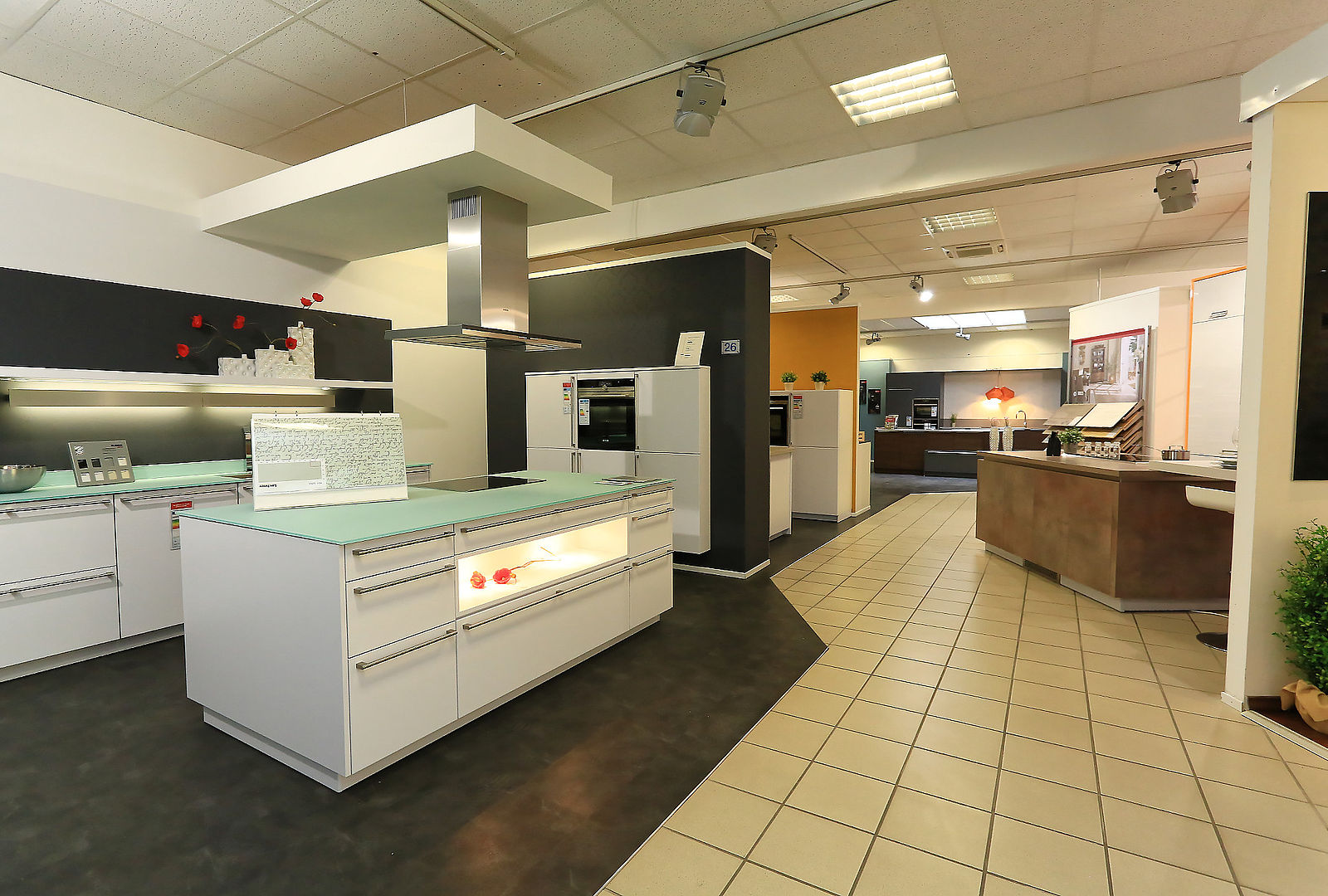 Streb Küchenwelt Ausstellung